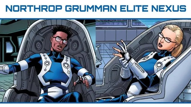 Here's Marvel's Canceled Promo Comic for Defense Contractor Northrop Grumman