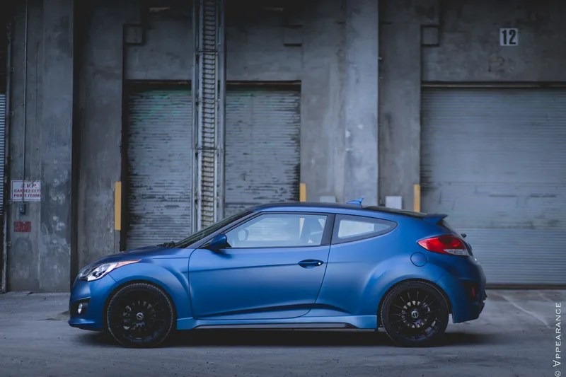 The Hyundai Veloster Rally Edition Does Sport Compact Car the Old School Way