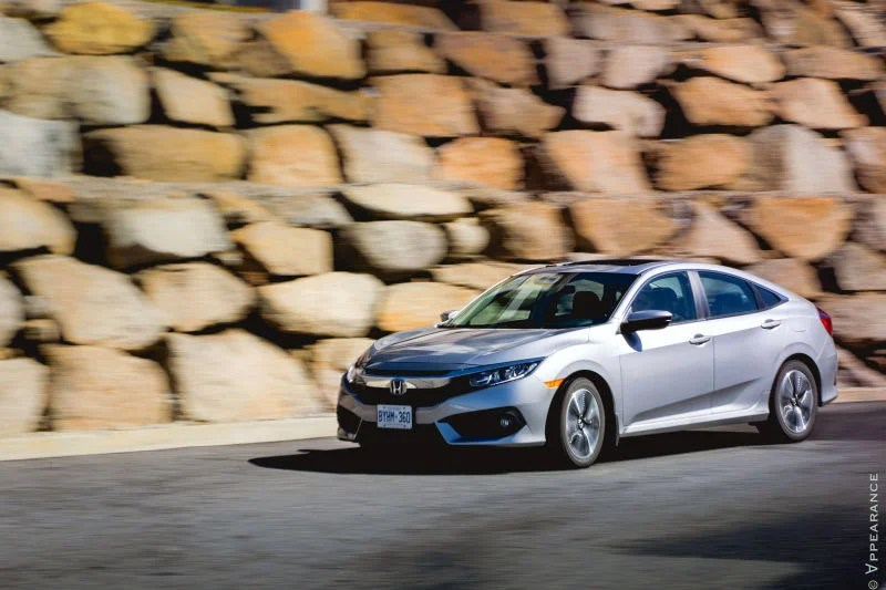 The 2016 Honda Civic is Proof That Honda Still Cares