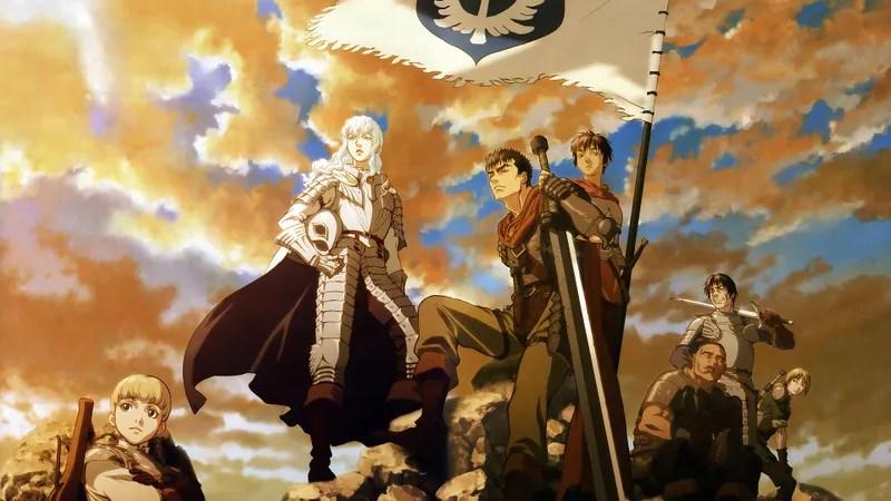 Animes medievais e violentos - Era medieval
