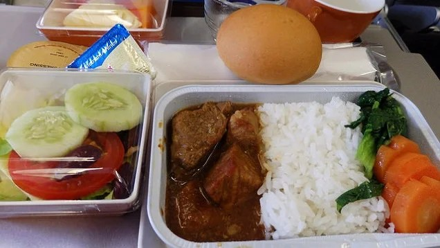 Why Food Tastes so Bland on an Airplane (and How to Make It Better)