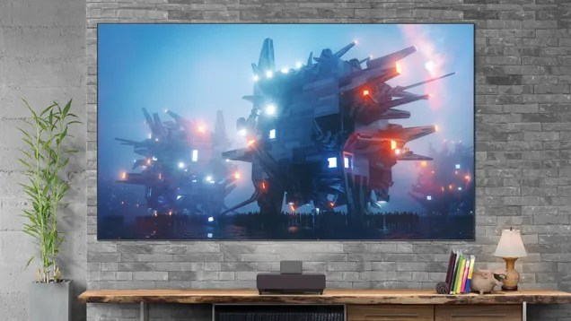gbmaj3imr7hvvkehoyau Epson Debuts New Ultra Short-Throw, Android-Powered 4K Projector | Gizmodo