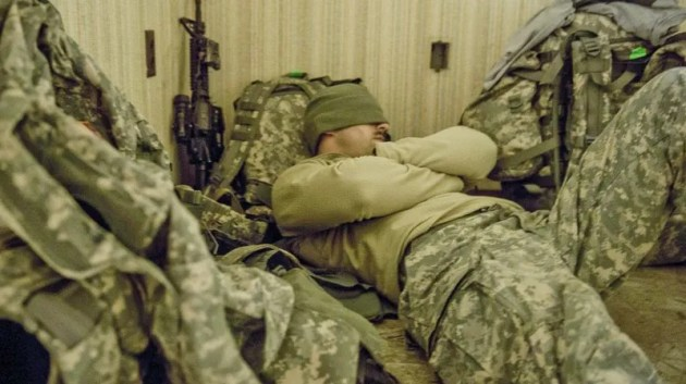 Try This Military Meditation Routine to Fall Asleep Fast Photo  US Army