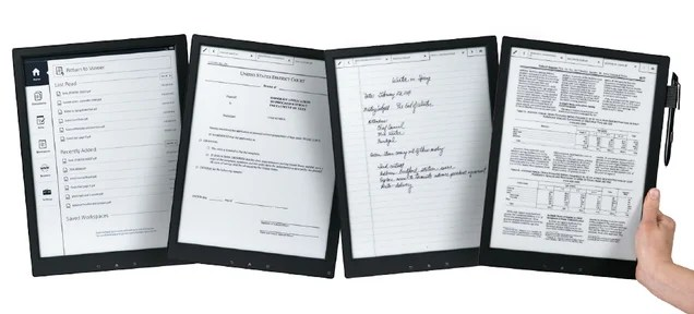 Sony's Digital Paper: A Bit Like Paper, a Lot Like $1,100