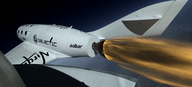 Virgin Galactic Might Not Technically Get You Into Space