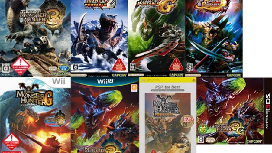 Why Monster Hunter Is So Popular In Japan  And Struggles Everywhere     Why Monster Hunter Is So Popular In Japan  And Struggles Everywhere Else