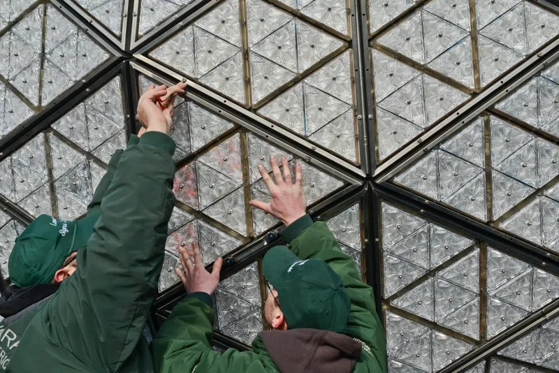 Inside the Design of the New Times Square New Year's Eve Ball