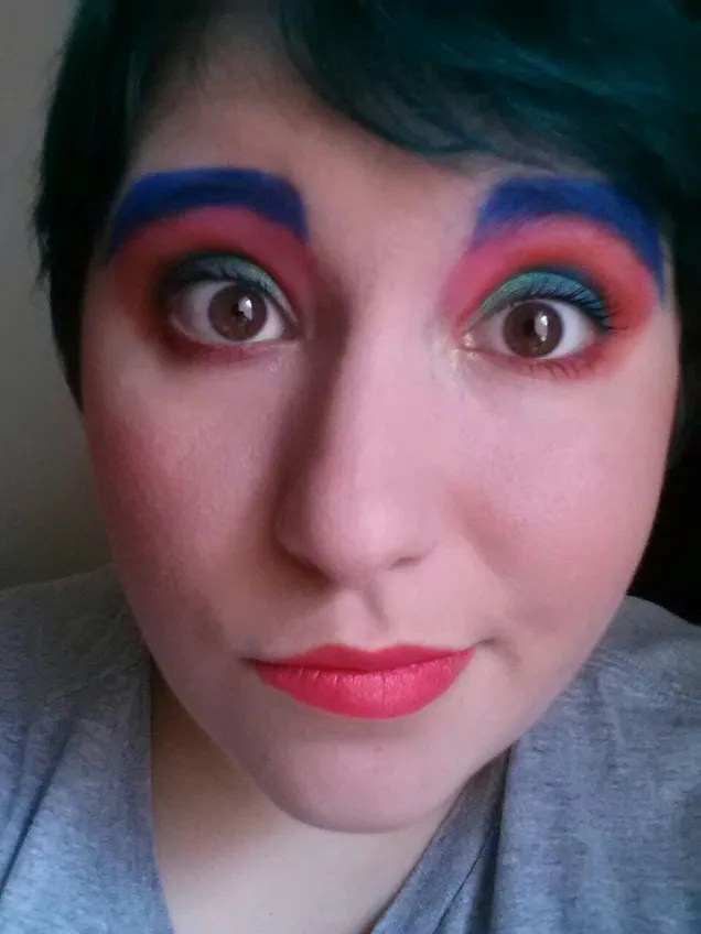 Quetzal Inspired Makeup Tutorial!