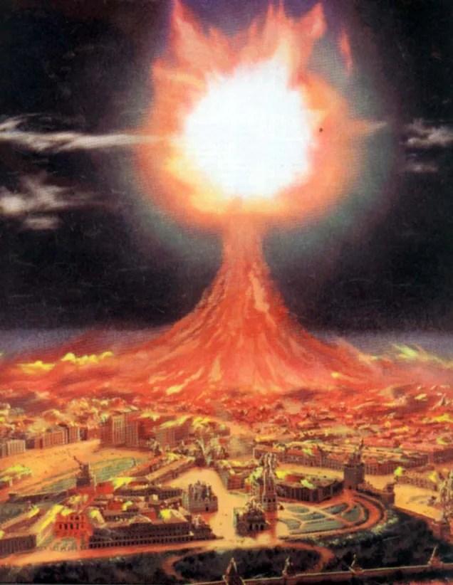 In Collier's Magazine, World War III Already Happened...In 1952