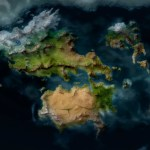 Legends of Runeterra League Of Legends' Lore Finally Has A Proper World Map