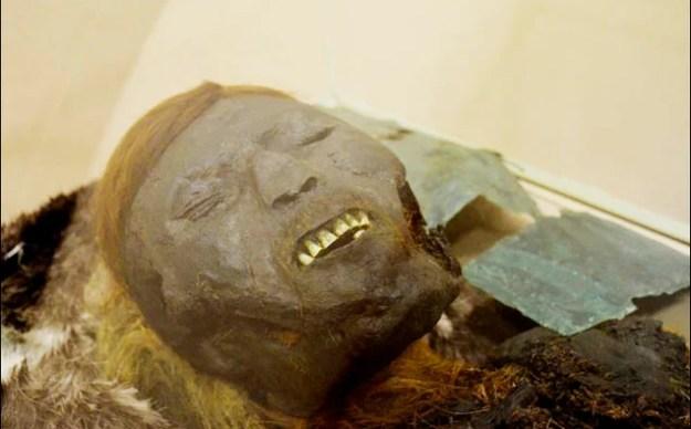 """Los misteriosos """"Momias accidentales"""" de Siberia Medieval"""