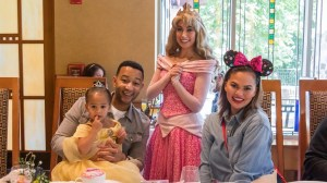 Chrissy Teigen's great week: Disneyland, Time 100, dunking on Laura Ingraham