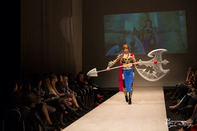 When Cosplay Hits The Catwalk