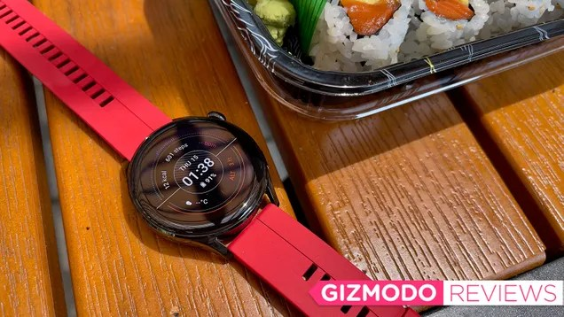 29bb9e7accc81f606f5529d07a24bc96 The Huawei Watch 3 Could Have Been Great   Gizmodo