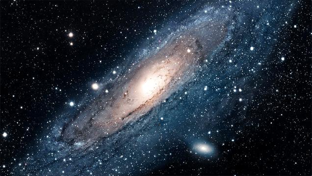 Crean el primer mapa detallado de materia oscura en el Universo