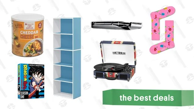 tc37388pv6q2oxllaaju Thursday's Best Deals: Electric Body Groomer, Pink Fuzzy Socks, Canned Cheese Sauce, and More | Gizmodo