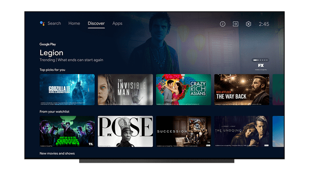 744cc179065c6c1a4006d1041d422abb Google Is Giving Android TV a New Watchlist and an Improved Recommendation System | Gizmodo