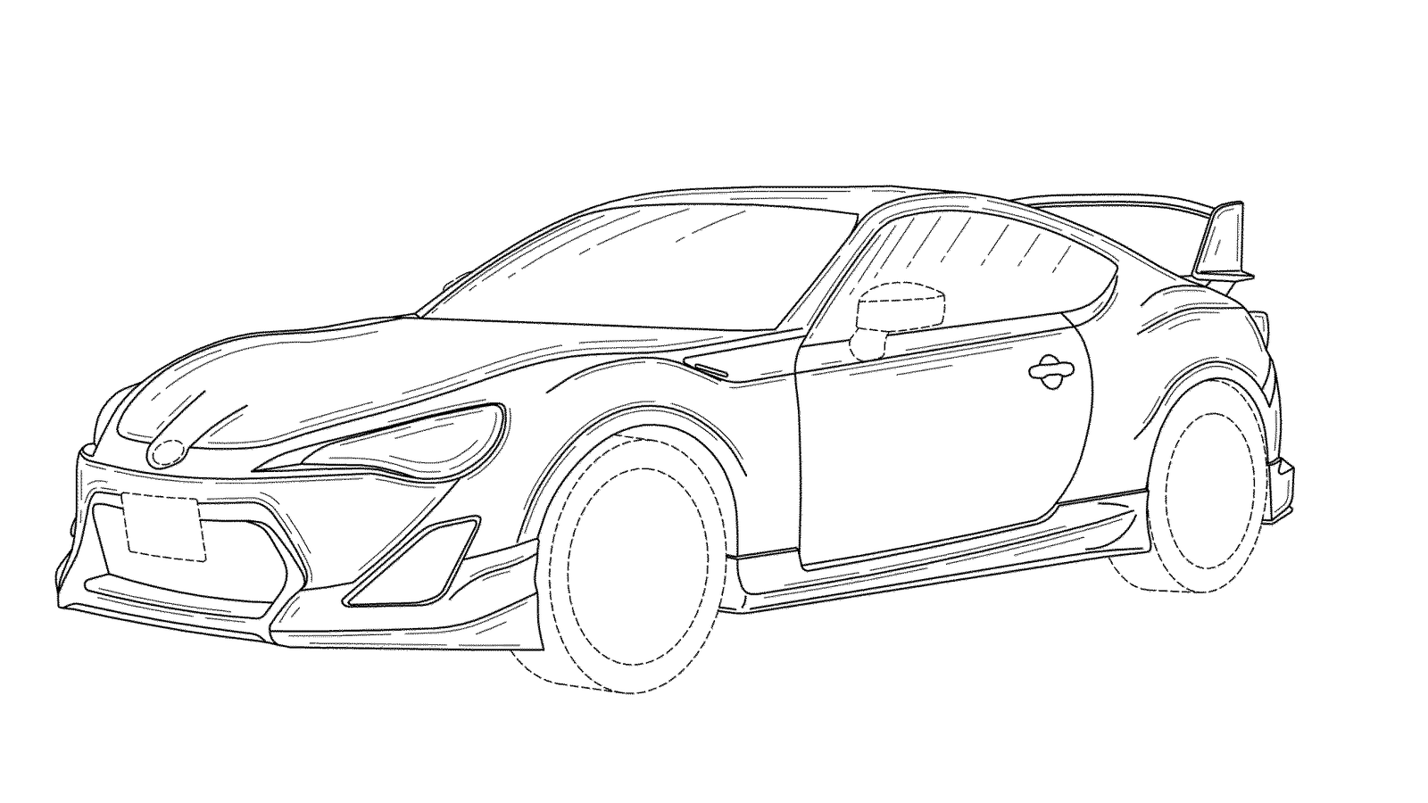 What Could These Mysterious Toyobaru Patents Mean