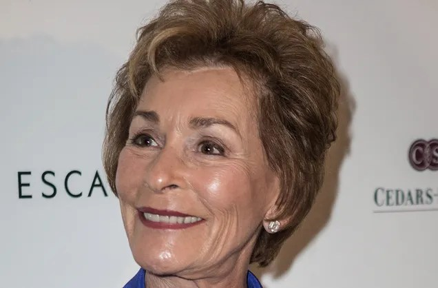 Since You Were Wondering, Judge Judy Is Having Amazing Sex