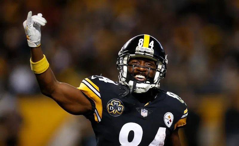 Antonio Brown Can Do Anything
