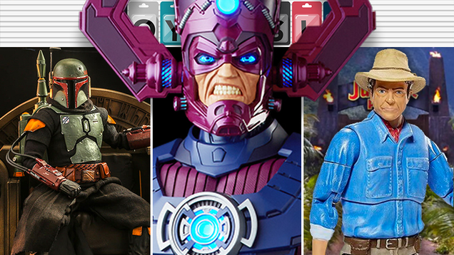 1857e4cdee5238b4026a978987537f82 Galactus Hungers for Your Wallet, and More Giant-Sized Toys of the Week   Gizmodo