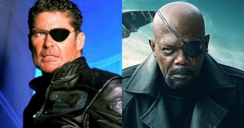 Nick Fury is white (but his son isn't)