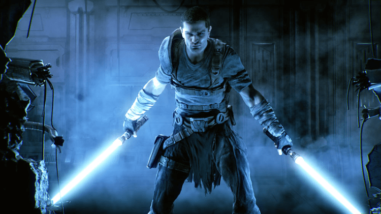star wars the force unleashed ile ilgili görsel sonucu