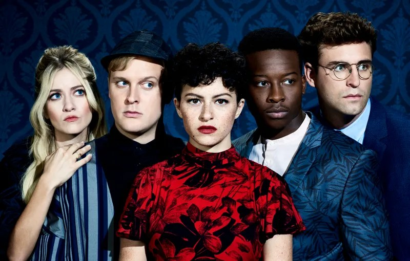 The Cast And Co-creator Of Search Party Give Us Some Clues