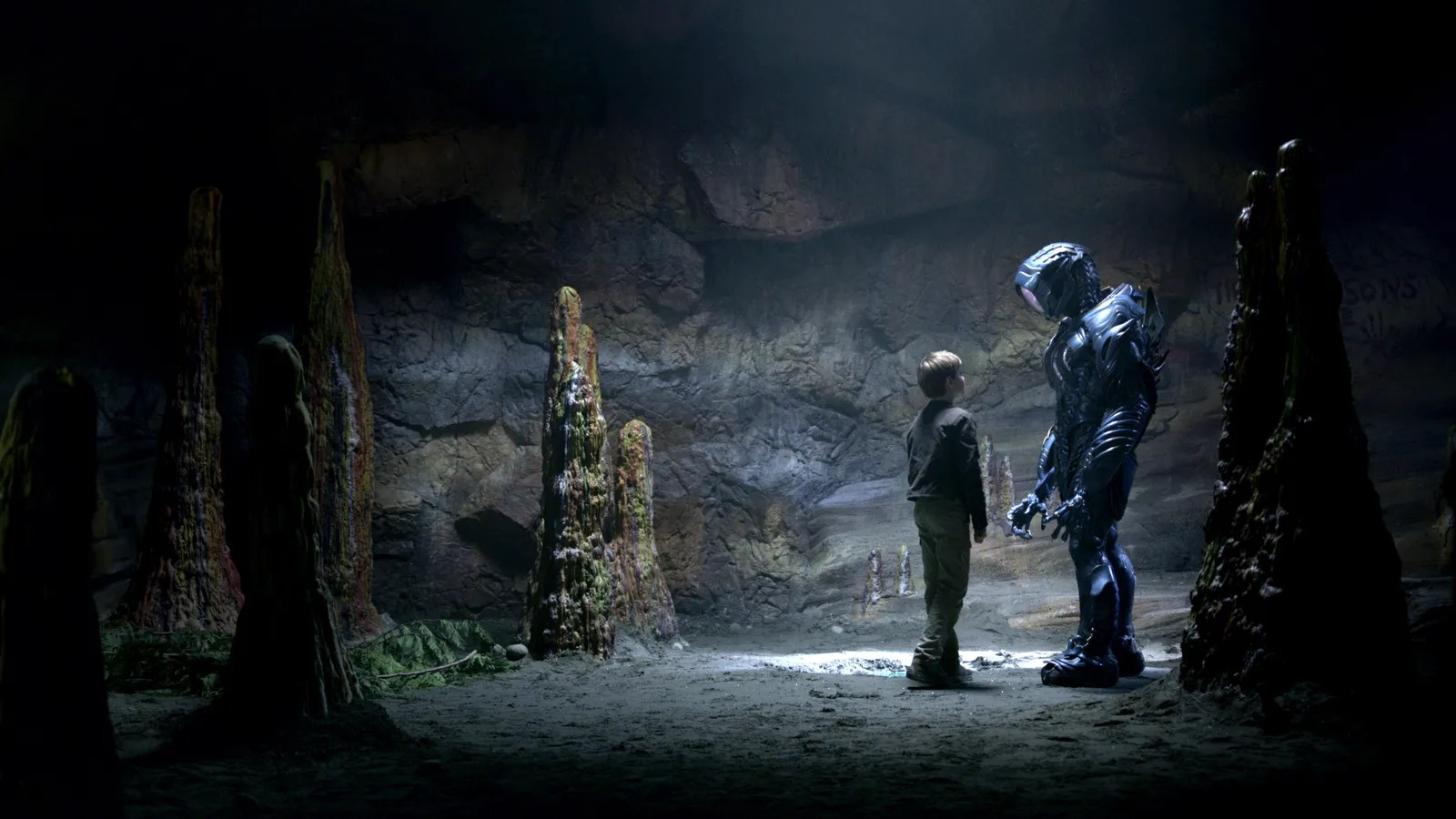 Lost In Space Jettisons Its Camp And Some Of Its Charm