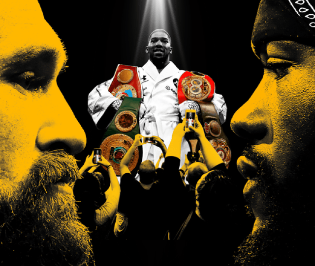 Anthony Joshua Tyson Fury Deontay Wilder And The Anglicization Of Boxings Heavyweight Division