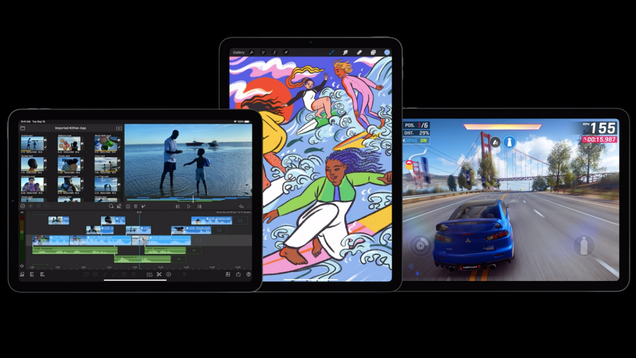 ehks3tej0m8eiakedhnu The New 8th-Gen iPad and Fully Redesigned iPad Air Are Here | Gizmodo
