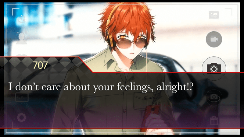Hit Dating Game Mystic Messenger Makes A Game Out Of Emotional Labor