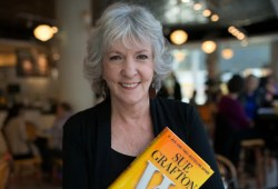 "R.I.P. Sue Grafton, thriller novelist and creator of the ""Alphabet Sequence"""