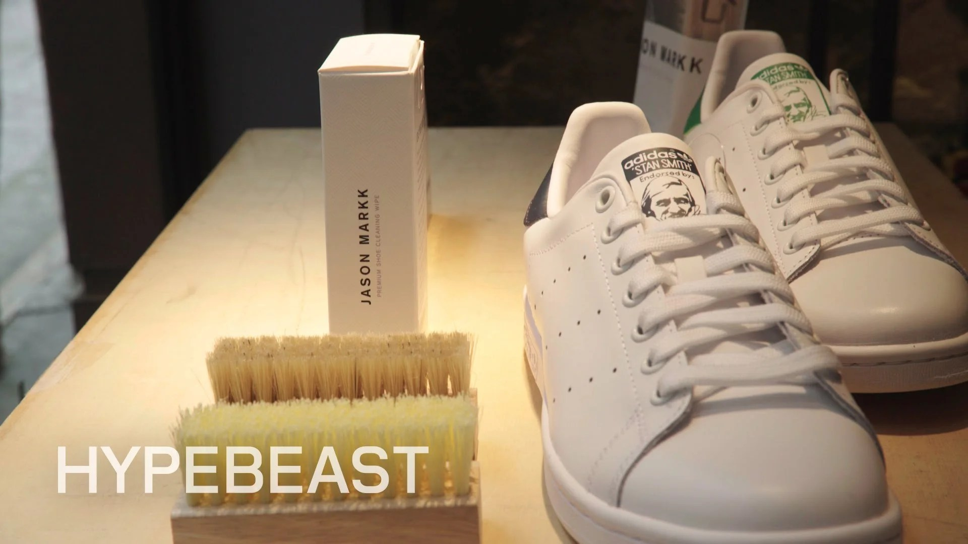 The Best Way To Clean Leather Suede And Textured Sneakers
