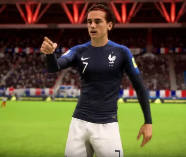 So Its Decision To Just Give Away A Big Fifa 18 World Cup Update Something