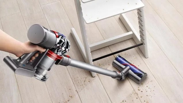 ps9bqfvjmzf7tyvwdqdv Cut the Cord on Cleaning: Dyson's V7 Allergy HEPA Cordless Vacuum Is Down to $200 at Newegg | Gizmodo