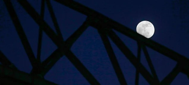 Electric Lights Are Too Expensive—Why Not Brighten The Moon?