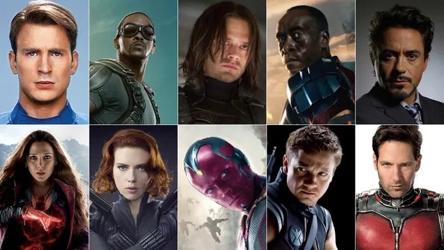 The Entire Marvel Cinematic Universe Has Been Cast In Civil War