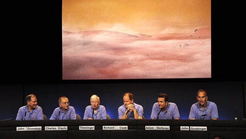 Illustration for article titled Scientists Announce Discovery Of Dry Ice On Mars Means Planet May One Day Be Suitable For Halloween Party