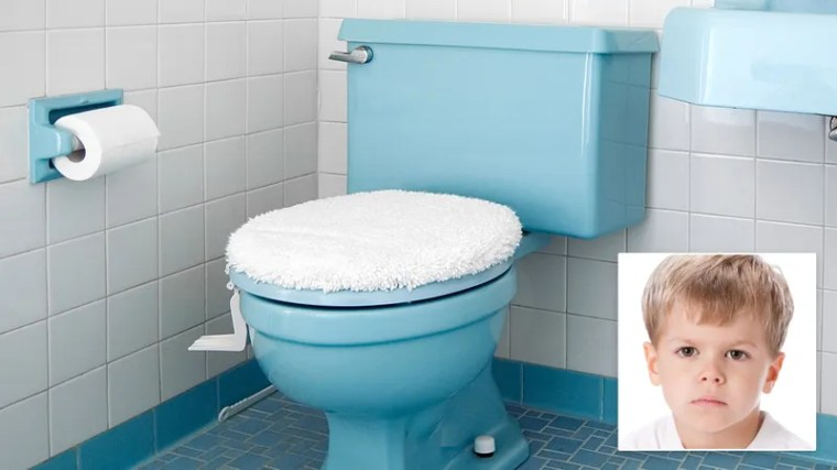 Illustration for article titled Kid Can't Catch A Break: This 8-Year-Old Who Tragically Died Young Has Reincarnated As His Grandma's Toilet