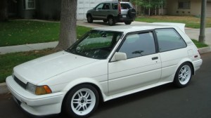 Let me confess my love the the AE82 Corolla FX16