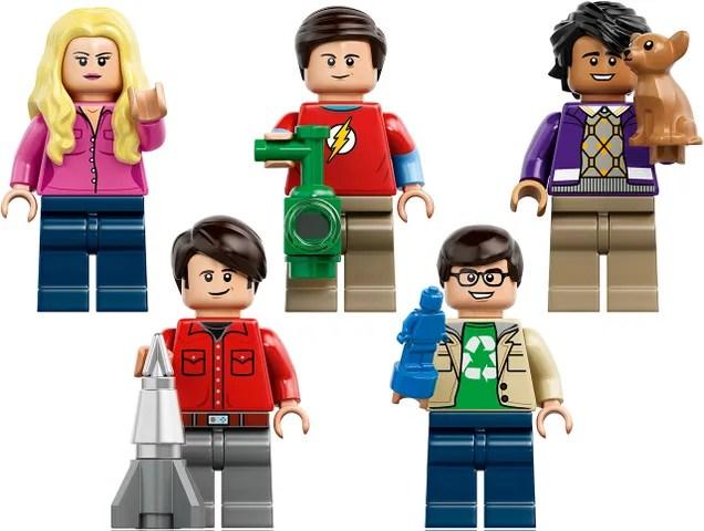 Laugh Track Big Bang Theory