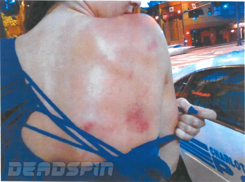 This Is Why NFL Star Greg Hardy Was Arrested For Assaulting His Ex-Girlfriend