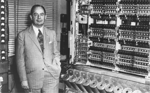 Why Was the Computer Never Patented?