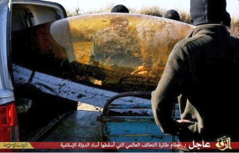 WHATEVER HAPPENED TO THE JORDANIAN F-16 JET? DID THE UNITED STATES SHOOT IT DOWN?  THE PLOT THICKENS 1