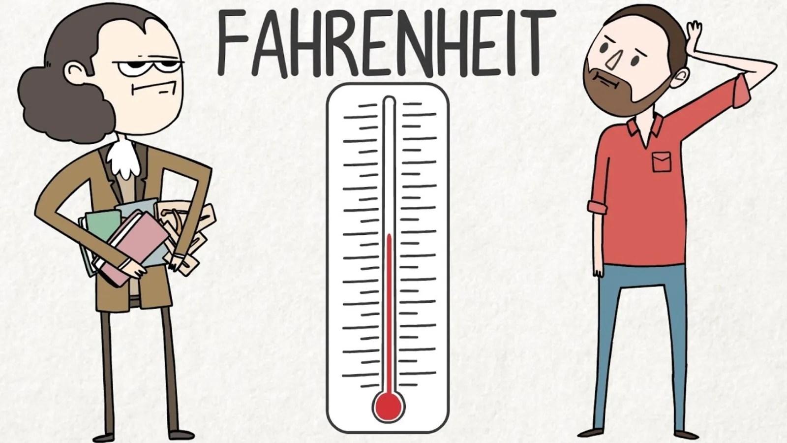 Why The Fahrenheit Temperature Scale Makes So Little Sense