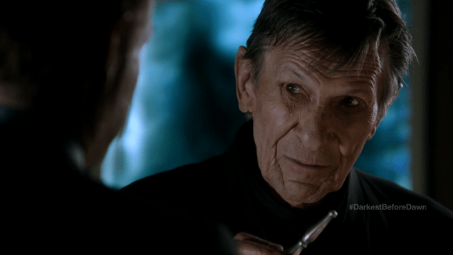 Leonard Nimoy Showed Us What It Truly Means To Be Human