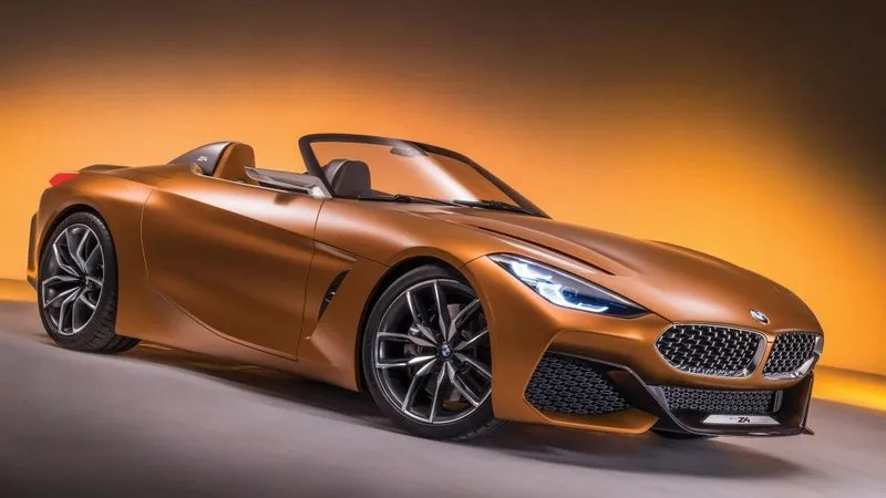 Illustration For Article Titled The New Bmw Z4 Is The Most Promising Car From Bmw Since