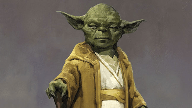 Step Aside Baby Yoda, Star Wars Has Young Yoda Now