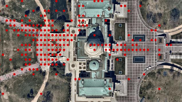 c4wfqlhf91dp0pb1bfge Parler Users Breached Deep Inside U.S. Capitol Building, GPS Data Shows | Gizmodo